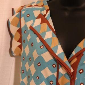 Diane Von Furstenberg Dresses - Diane von Furstenberg | 100% silk 70's shift dress